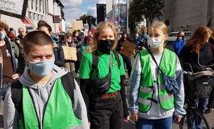 Globaler Klimastreik 2020 - wir waren dabei!