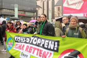 Fridays For Future in Köln