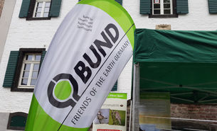BUND Aufsteller Logo
