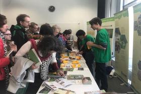 Infostand des BUND Köln beim Saatgutfestival 2019