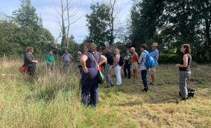 Botanische Exkursion Strundewiese