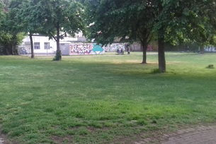 Der Schöne Teil des Breuer Parks